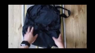 Uniqlo packable backpack Review