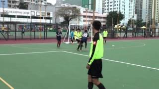 中學五人賽 初級組 羅氏基金中學 對 香島中學