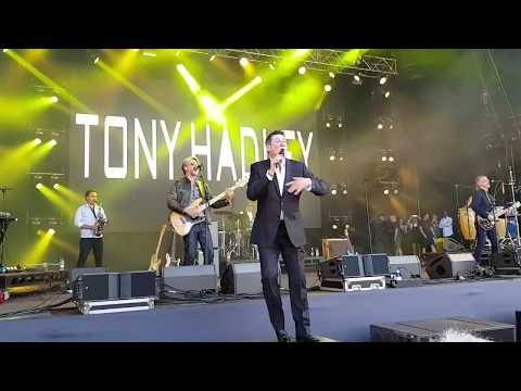 Tony Hadley Let's Rock The Moor 2018