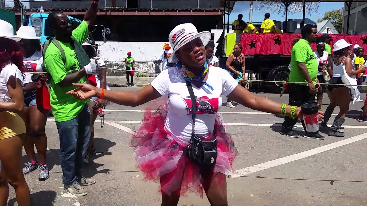 Carnival 2013 in Trinidad and Tobago in Fantasy! This is