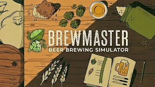 Brewmaster Announcement Trailer | Authentic Home Brewing Simulation Game
