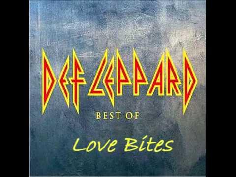 Def Leppard  Love Bites