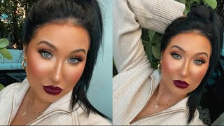GET READY WITH ME! FALL MAKEUP & BRAND UPDATE!