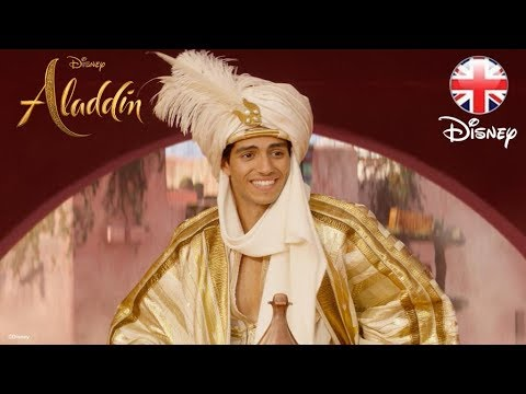 ALADDIN | Prince Ali - Clip | Official Disney UK