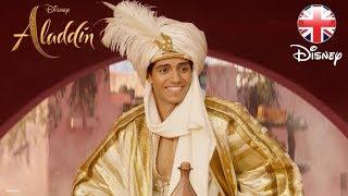 ALADDIN | Prince Ali - Clip | Official Disney UK