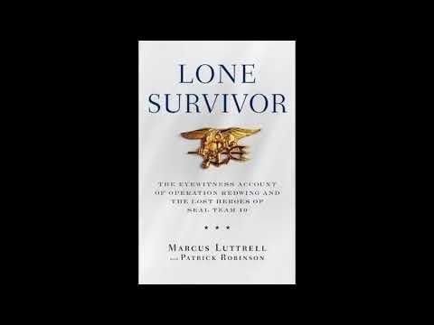 Lone Survivor Marcus Luttrell Audiobook