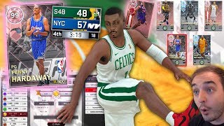 NBA 2K18 My Team HES GOT THE SUPERMAX MONEY PLAYS!! CAN I COMEBACK DOWN LATE???