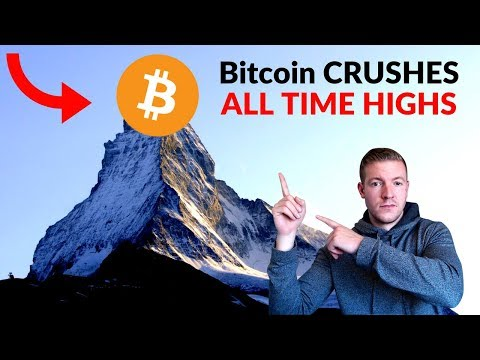 Bitcoin ROCKETS, Ethereum Comes Back and BTC more valuable than Goldman Sachs?!
