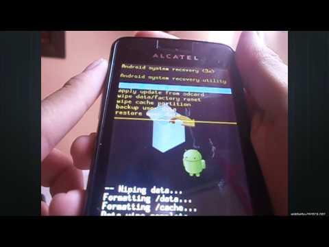 Como Rootear Alcatel One Touch S' Pop 4030a o cualquier alcatel