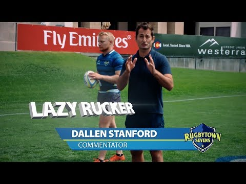 RugbyTown 7s 2017: Sevens 101s – Lazy Rucking