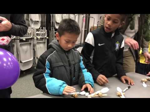 2017/02/24 Family Science Night at Foothill Ranch Elementary School