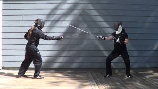 Disarms in Italian Rapier