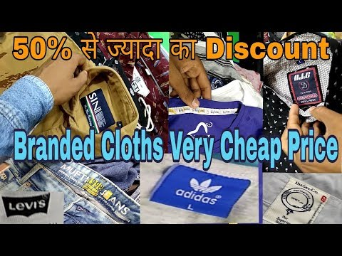 Multi Branded Clothes | Chepest Mens Clothes | Budget Shopping in Mumbai