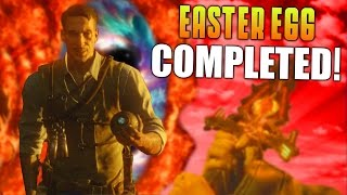 SHADOWS OF EVIL EASTER EGG COMPLETED! (Completing Every Easter Egg In BO3 Zombies #1) - MatMicMar thumbnail