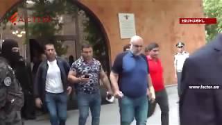 Ինչպես բերման ենթարկեցին Մանվել Գրիգորյանին