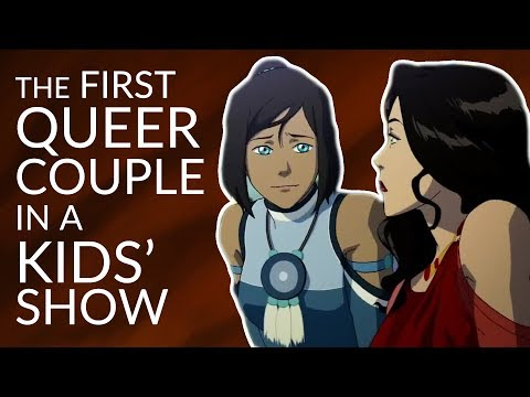 How The Legend of Korra Made History