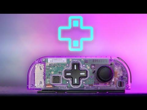 Nintendo Switch Joy Con Dpad get it before Hori