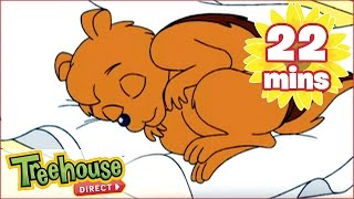 The Berenstain Bears: The Baby Chipmunk/The Wishing Star - Ep.11