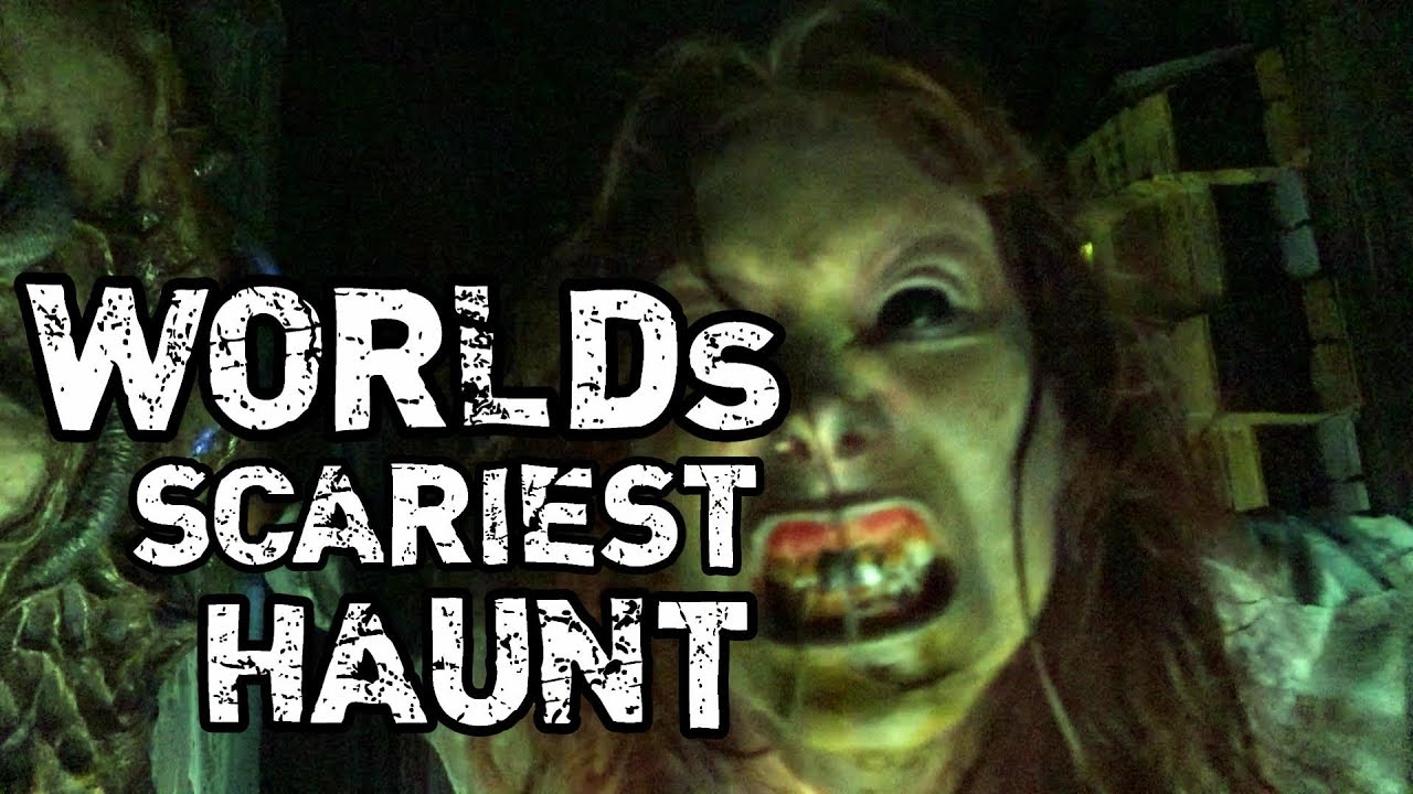 St Louis 3 Scariest Haunted Houses 2018 Youtube