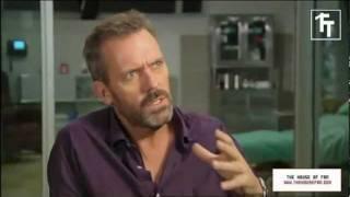 Интервью Хью Лори (House MD | Доктор Хаус) - озвучка FanTeam