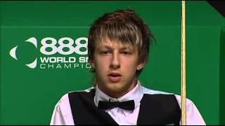 Shaun Murphy v Judd Trump Frames 12-13 2007 World Championship R1