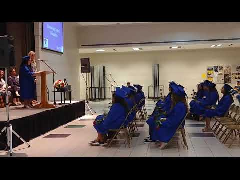Graduation 2018: Dunes Alternative High School