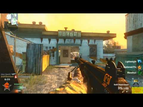 Countdown To Black Ops 2 Team Death Match On Drive In