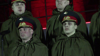 Ансамбль Александрова - День Победы, Прощание Славянки.