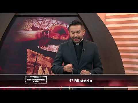 Especial Mãos Ensanguentadas de Jesus - 17/04/2018 - B2