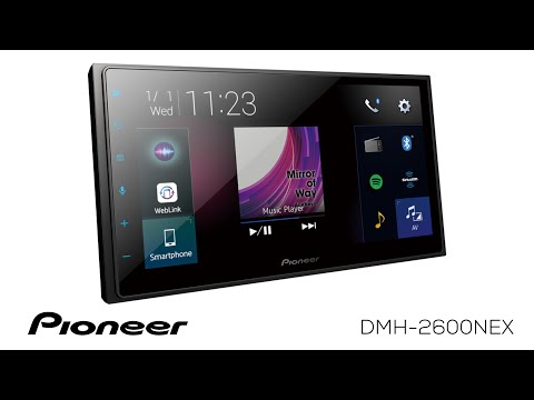 Pioneer DMH-2600NEX - What's In The Box?