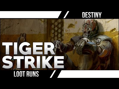 Destiny best loot methods tiger strike playlist patch 1 0 2 destiny