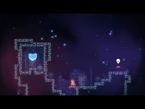 Awake - Awake Session Of Chapter 2 With Blue Heart | Celeste Ambience | Black Screen
