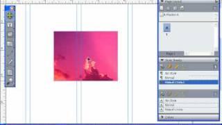 Работа с графическим фреймом в QuarkXpress 8 (37/55)