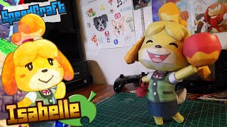 Animal Crossing Papercraft ~ Isabelle ~