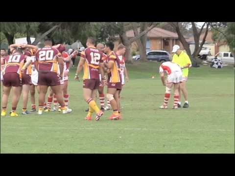 WARL - JOONDALUP GIANTS V. SOUTH PERTH LIONS: RESERVES (10/08/13)