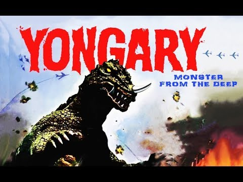 Gorizard Reviews: YONGARY, MONSTER FROM THE DEEP (1967)