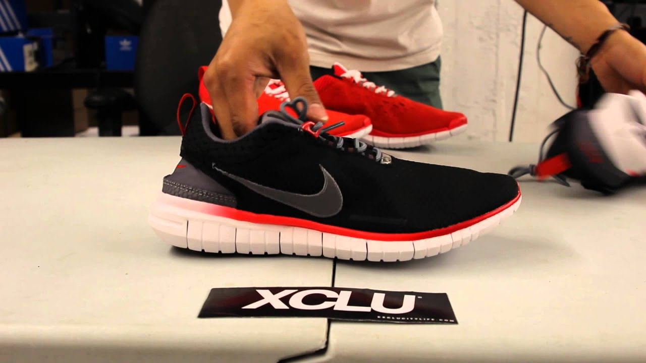 Nike Free OG 14 BR - Black - Unboxing Video at Exclucity - Y