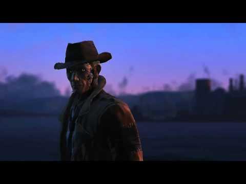 Fallout 4 - Nick Valentine All speech