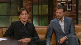 Jamie Dornan keeping his private life private  The Late Late Show  RT One