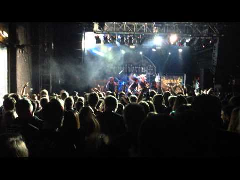 Himmelsrand (Skyrim Cover) - Equilibrium (Live @ Heidenfest 2013 Arena Wien)