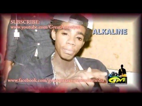 Alkaline   Big up Great Amazement Multimedia Entertainment