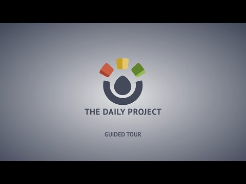 The Daily Project - Guided Tour