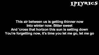 Linkin Park - I'll Be Gone (Schoolboy Remix) [Lyrics on screen] HD