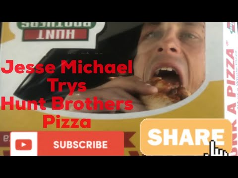 Jesse Michael Try's Hunt Brothers Pizza