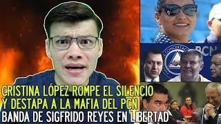 LA VERDAD TRAS LAS REVELACIONES DE CRISTINA LÓPEZ  ESPOSA DE SIGFRIDO LIBRE - SOY JOSE YOUTUBER