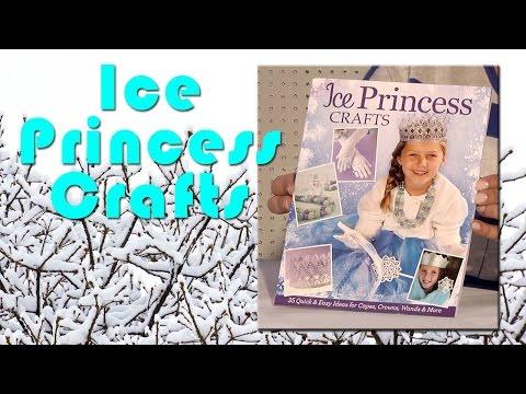 Ice Princess Crafts