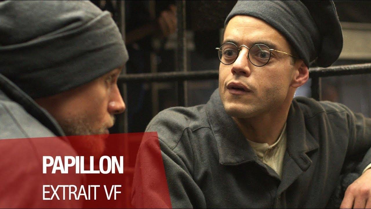 "PAPILLON (Charlie Hunnam, Rami Malek) - Extrait ""Une proposition"" VF"