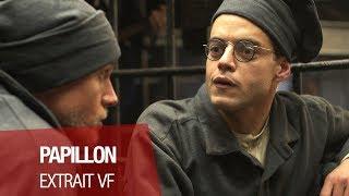 PAPILLON (Charlie Hunnam, Rami Malek) - Extrait