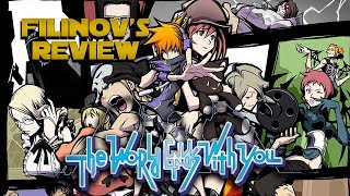 Обзор игры The World Ends With You - Filinov's Review