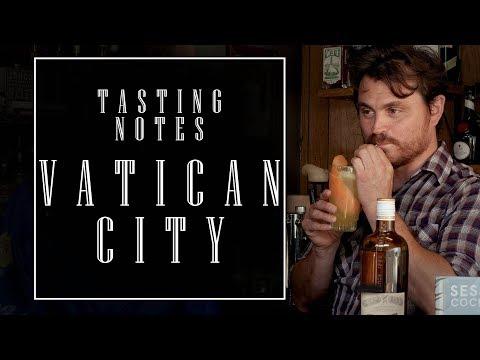 Tasting Notes: Vatican City